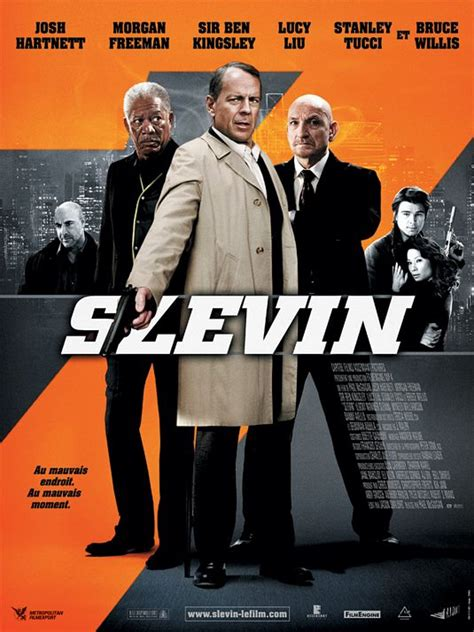 Lucky Number Slevin Movie Poster (#5 of 9) - IMP Awards
