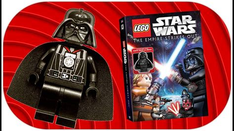 LEGO Star Wars The Empire Strikes Out with Exclusive Darth