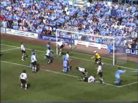 Coventry City FC - Last Game @ Highfield Rd, 30th April