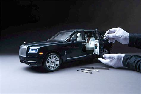 This Rolls Royce scale model is more expensive than a Jeep