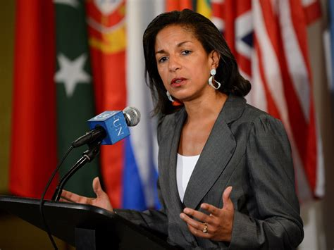Susan Rice's Personality Disorder