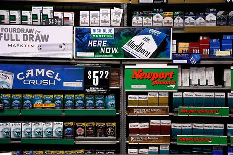 Could tobacco companies quit making traditional cigarettes