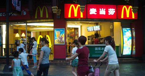 McDonald's in China Pulls Burgers From Menu Over Meat Scandal