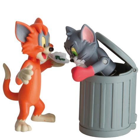 Tom and Jerry Character Collection Trash Tom Toys   TheHut