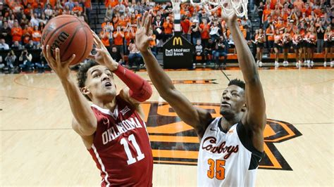 Trae Young impossibly entertaining but Oklahoma Sooners
