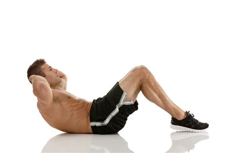 The Secrets to Perfect Sit-Ups Photos | GQ
