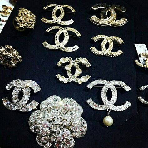baubles by Chanel | Chanel jewelry, Chanel brooch, Chanel pins