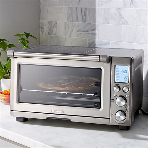 Breville Smart Oven Pro Toaster Oven   Crate and Barrel