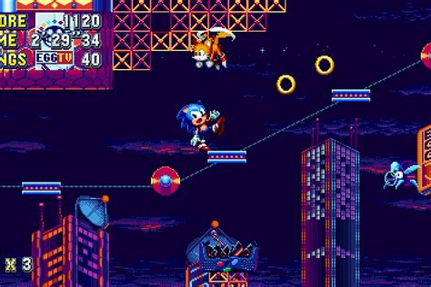 Sonic Mania makes fun of Sonic's most embarrassing moment