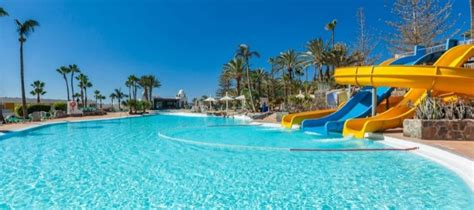 Top 10 Hotels with Waterslides for your Family Sun Holiday