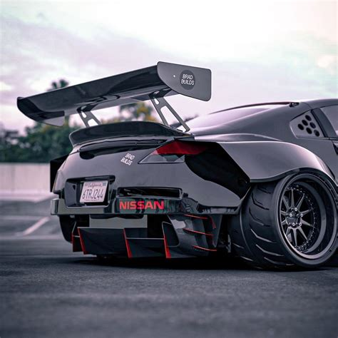 """Nissan 350Z """"Time Attack"""" Rendering Is the Widest Ever"""
