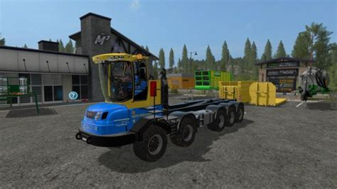 FS17 Cargo Track New Holland transport rapide agricole P2