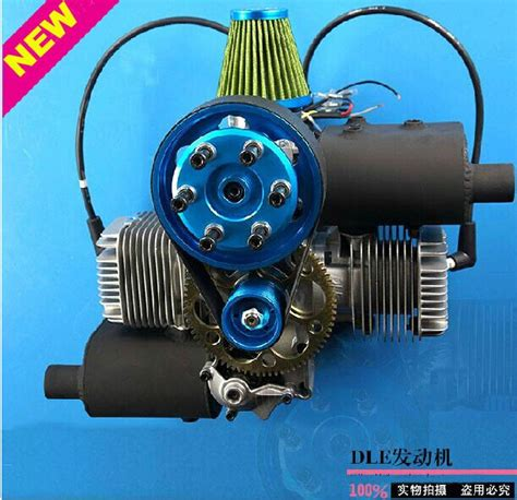 New Arrival DLE200 DLE 200CC Gasoline Engine for Paramotor