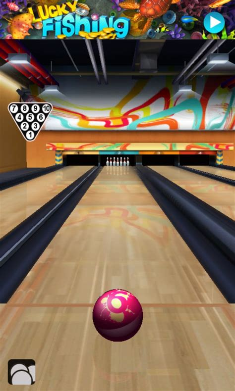 AE Bowling 3D for Nokia Lumia 520 2018 – Free download