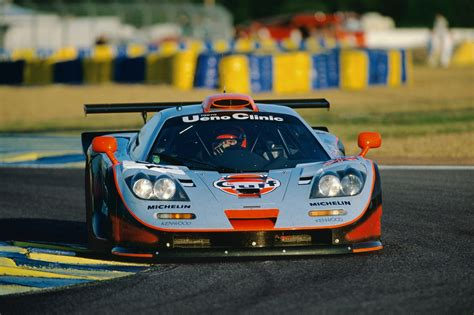 McLaren To Show Le Mans Heritage Cars At Goodwood Festival