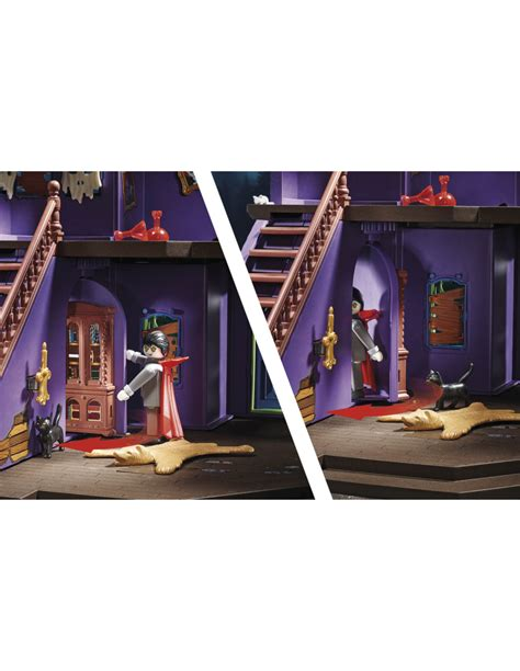 Playmobil 70361 SCOOBY-DOO! Avontuur in Mystery Mansion