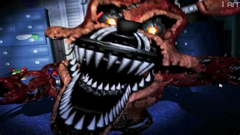 Five Nights At Freddy's 4 | FOXY IS IN THE CLOSET! - Part