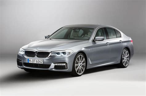 2017 BMW 5 Series officially revealed - plus exclusive