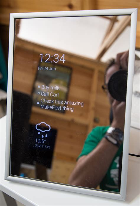 Mirror, Smart Mirror on the wall…