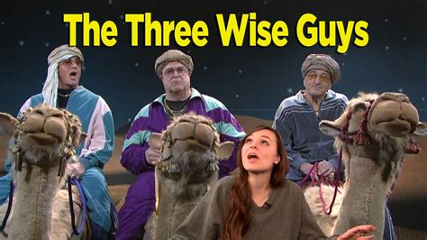 Were The Three Wise Men Really Three Wise Guys? - YouTube