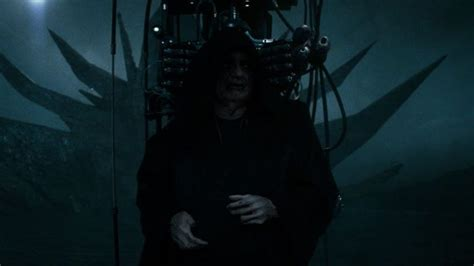 Emperor Palpatine is a Clone in Star Wars: The Rise of