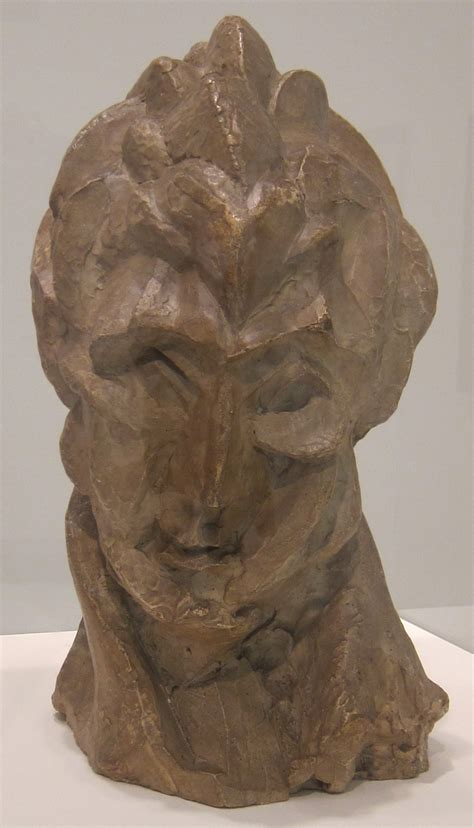File:'Head of a Woman (Fernande)' by Pablo Picasso, Tate