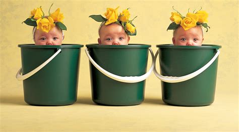 Anne Geddes Baby Models: Then And Now Photos
