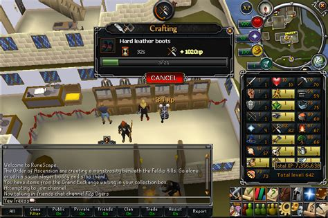 [RS3] *-Yew Treess' Pure F2P Level 4 Skiller Blog-* -102