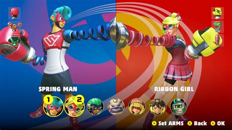 ARMS to receive free post-launch DLC - NintendoToday