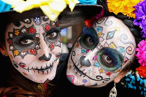 Photo Report: Day of the Dead in Mexico and All Saints and
