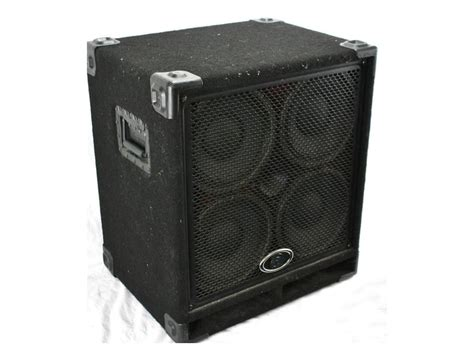 Ampeg SLM HLF 410 Bass Cabinet Reviews & Prices   Equipboard®