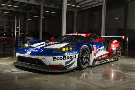 Updated 2018 Ford IMSA Race Livery Gallery! – Ford GT