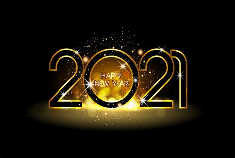 New Year 2021 Wallpapers HD Download | Free New Year 2021