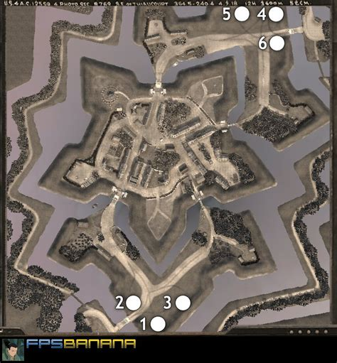 Fortress Groningen (RC2)   Company of Heroes Maps