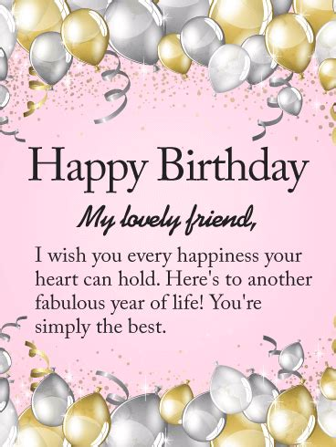 Happy Birthday Wishes For Friend With Quotes & Messages
