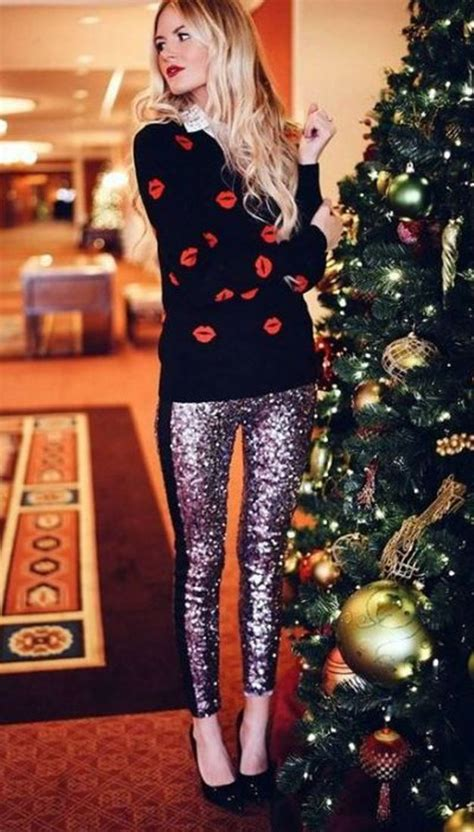Christmas Outfits You Need To Copy Right Now - All For