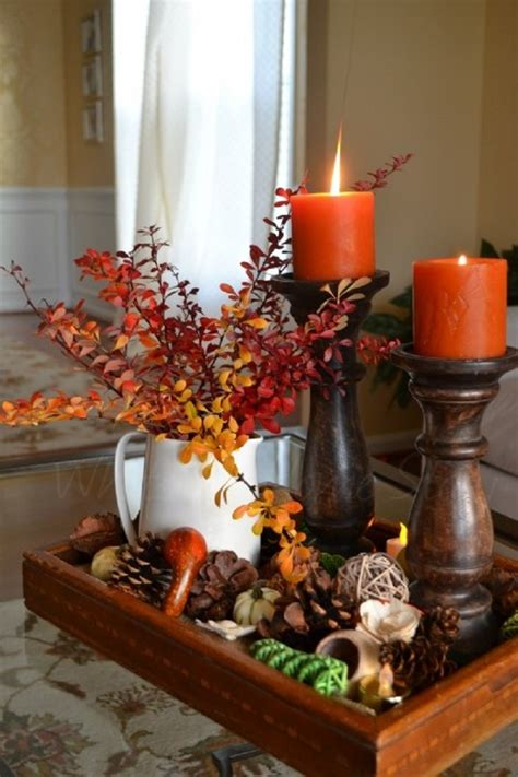 Top 10 Amazing DIY Decorations for Thanksgiving - Top Inspired