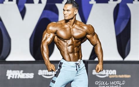Mr Olympia 2018 Results