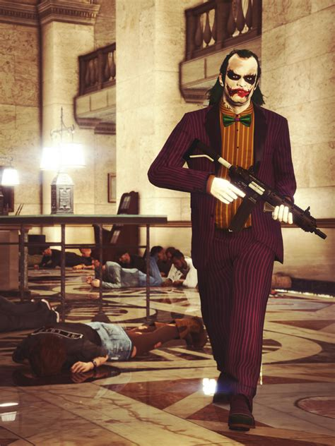 GTA 5: Trevor looks even more psychopathic dressed as The