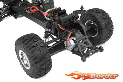 Corally Moxoo SP - 1/10 Desert Buggy 2WD - RTR (Brushed/No