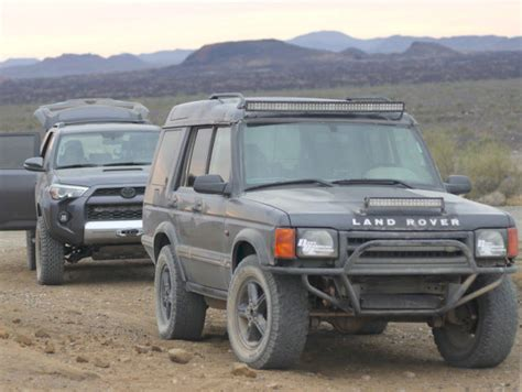 Land Rover Discovery I vs Discovery II: What's The Difference?