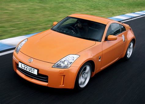 2007 Nissan 350Z UK Pricing Announced News - Top Speed