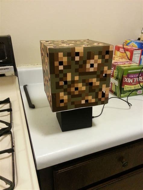 Minecraft how to make redstone lamp - 10 tips for real