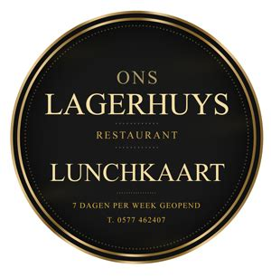 Lunch - Ons Lagerhuys