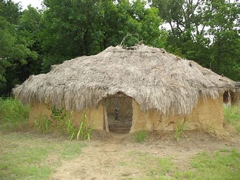 Mississippian Houses   Gambler's House